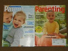 2 PARENTING Magazines September October 2007