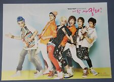TEEN TOP- Summer Special 3rd Single OFFICIAL POSTER HARD TUBE CASE