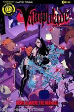 Vampblade #3 Cover A Comic Book 2016 Action Lab - Danger Zone