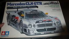 TAMIYA MERCEDES-BENZ CLK GTR 1:24 24195 Model Car Mountain KIT WARSTEINER