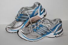 Adidas Supernova 3 mi Sequence Running Shoes, #G12968, Wht/Blu/Slv, Women's 8.5