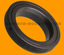 T2 T lens to Pentax PK K mount adapter ring for SLR DSLR camera