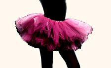 Junior Tutu Black Pink Womens Elegant Fashion Clothing Gift S/M intimate new