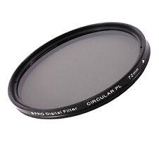 CPL Polfilter Circular SLIM für Objektiv mit 72mm Gewinde