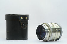 EXC Early Jupiter 9 f/2 85mm Lens Kiev Contax mount Zeiss Sonnar copy