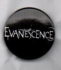 EVANESCENCE BUTTON BADGE AMERICAN ROCK BAND Bring Me To Life / My Immortal 25mm