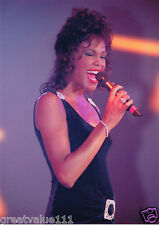 WHITNEY HOUSTON PHOTO 96 HUGE UNIQUE IMAGE FAR EAST UNRELEASED EXCLUSIVE 12INCH