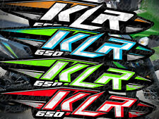 Kawasaki KLR 650 2014 decals stickers graphic kit