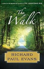 Richard Paul Evans~THE WALK~SIGNED 1ST/DJ~NICE COPY
