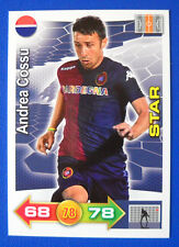 CARD CALCIATORI PANINI ADRENALYN 2011/12 - N. 44 - COSSU - CAGLIARI - new