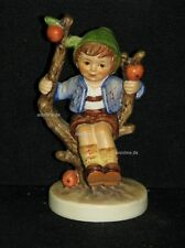 "Goebel Hummel 142 3/0 ""Herbst"", apple tree boy"