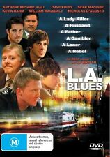 L.A. Blues DVD Region 4 (VG Condition)
