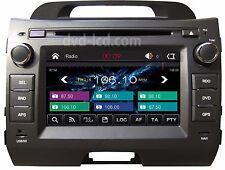 Car DVD GPS Navigation system Radio Stereo Headunit TV Ipod for Kia Sportage R