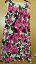"GORGEOUS PHASE EIGHT SIZE 18 ""BERGAMOT"" DRESS NEW WITH TAGS RRP £130.00"