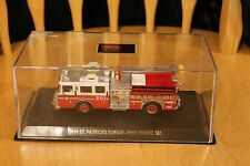 Code 3 2010 St. Patricks Edition FDNY Engine 201 truck