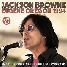 JACKSON BROWNE New Sealed 2017 UNRELEASED OREGON LIVE CONCERT 1994 2 CD SET