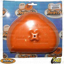 Twin Air Airbox Air Box Wash Cover For Honda CRF 450R 2007 07 Motocross Enduro