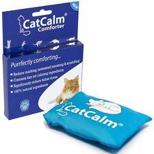Catcalm Edredón reduce la tensión, marcando, ansiedad para un gato más tranquilo & más feliz!