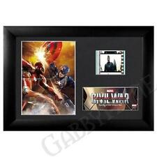 Captain America: Civil War Cap v. Iron Man Series 1 Mini Film Cell