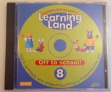 Apprendimento LAND-OFF A SCUOLA! - PC CD ROM