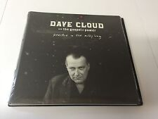 Dave Cloud & Gospel Of Power : Practice In The Milky Way CD (2011) NEW SEALED