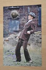 ORIGINAL Autogramm von Peter Lohmeyer. pers. gesammelt. 20x30 FOTO. 100% ECHT.