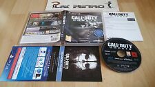 PLAY STATION 3 PS3 CALL OF DUTY GHOSTS COMPLETO PAL FRANCIA