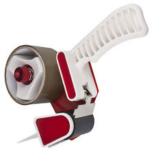 """A HEAVY DUTY adjustable PACKAGING TAPE DISPENSER GUN FOR TAPES UP TO 50mm (2"""")"""