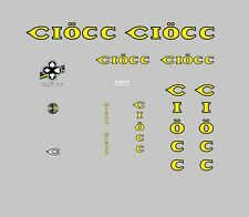 Ciocc Bicycle Decals, Transfers, Stickers n.12