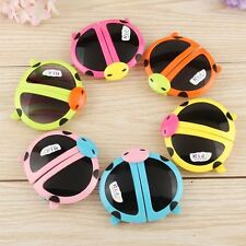 1pcs Cute ladybug Baby Boy Girls Kids Sunglasses Goggles Eyewear Children gift S