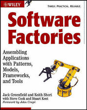 Software Factories: Assembling Applications with Patterns, Models, Frameworks, a