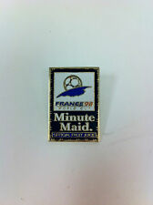 Minute Made FRANCE 1998 FIFA World Cup Pin - NEW - #586A
