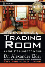 LIKE NEW Come into My Trading Room: A Complete Guide to Trading Wiley Trading
