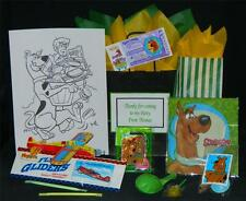 Scooby Doo Pre Filled Party Bag Personalised 12 great items for  Boys & Girls