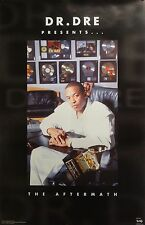 Dr. Dre 23x35 The Aftermath Music Poster 1996
