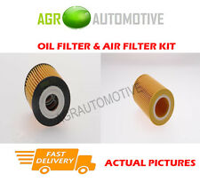 PETROL SERVICE KIT OIL AIR FILTER FOR SMART FORTWO 0.7 61 BHP 2004-07