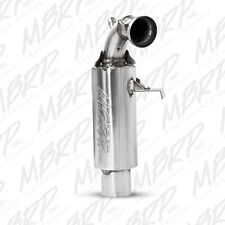 MBRP RACE SILENCER 2011-16 SKIDOO Rev XP/XM/XS/MXZ/SUMMIT/GSX/RENEGADE/800 ETEC