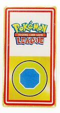 POKEMON TRADING CARD GAME LEAGUE 2001-2002 MINERAL BADGE PIN COLLECT