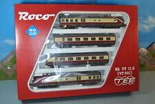 Roco H0 Br. VT 11.5 / 601 Dieseltriebzug - Set TEE der DB 4-teilig Nr. 04183A