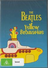 THE BEATLES YELLOW SUBMARINE - UK Region 2 Compatible DVD ALL TIME CLASSIC NEW