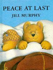 Peace at Last Jill Murphy Very Good Book