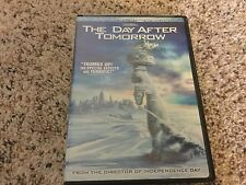 The Day After Tomorrow (DVD, 2004) Widescreen Edition