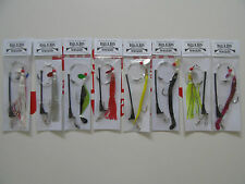 Sea fishing Rig Pack, 8 Boat rigs - Deep Sea Boat Rigs - Ling Cod Pollack
