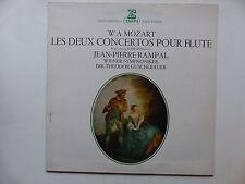 MOZART Les deux concertos pour flûte RAMPAL dir GUSCHLBAUER 70330