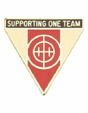 0643 Support Group Unit Crest (Supporting One Team)