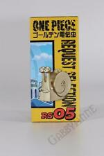 One Piece WCF Golden Den Den Mushi Request Selection World Collectible Figure