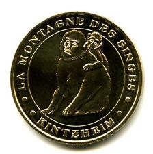 67 KINTZHEIM Montagne des singes 3, 2006NV, Monnaie de Paris