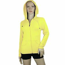 Seamless Solid Color Basic Activewear Hooded Jacket Light Hoodie Sports Shirt