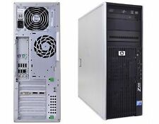 HP Z400 WORKSTATION XEON QUAD CORE 3.06GHZ 16GB RAM NVIDIA QUADRO 600 3D GRAPHIC