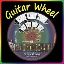 Guitar Wheel - Suitable for Acoustic, Electric and Classical Guitar